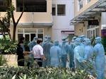 TP Hồ Chí Minh: Phong tỏa block A1 chung cư Sunview Town vì nghi có ca nhiễm SARS-CoV-2