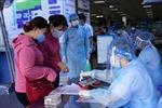 Hai nhân viên Bệnh viên Nhân dân Gia Định nghi mắc COVID-19