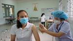 Giáo viên TP Hồ Chí Minh phấn khởi đi tiêm vaccine phòng COVID-19