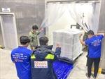 Thêm hơn 1,2 triệu liều vaccine COVID-19 của AstraZeneca về đến Việt Nam