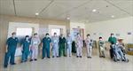 Thêm nhiều bệnh nhân tại Bệnh viện Hồi sức COVID-19 đã khỏi bệnh, được về nhà