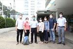 Bác sĩ Bệnh viện Chợ Rẫy lên đường hỗ trợ tỉnh Đắk Lắk phòng, chống dịch COVID-19