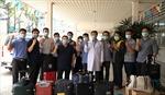 Y bác sĩ bệnh viện Chợ Rẫy hỗ trợ Kiên Giang chống dịch COVID-19