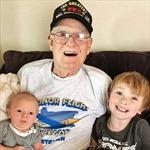 Thông điệp cảm động của cựu binh 95 tuổi vừa chiến thắng COVID-19