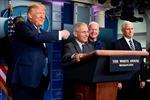 Nhân vật buộc Tổng thống Trump phải thoái lui quan điểm về giãn cách xã hội
