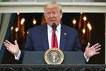 Tổng thống Trump thừa nhận 3 lần xuống boongke, nhưng là 'đi kiểm tra'