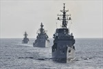 Ấn Độ dự kiến mời Australia tập trận hải quân 'nhóm bộ tứ'