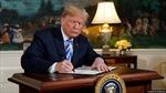 Mỹ quyết chơi lá bài 'phục hồi trừng phạt' chống Iran tại LHQ