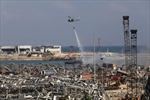 Phát hiện hơn 20 container hóa chất nguy hiểm tại cảng Beirut sót lại sau vụ nổ