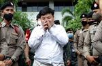 Thái Lan bắt giữ thủ lĩnh biểu tình sinh viên trước buổi tuần hành lớn