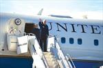 Không lực 2 chở Phó Tổng thống Mỹ hạ cánh khẩn cấp vì trục động cơ