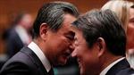 Ngoại trưởng Trung Quốc sắp thăm Nhật Bản