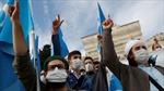 Pháp đối mặt cuộc chiến ngoại giao, bị các nước Hồi giáo tẩy chay hàng hóa