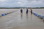 Siêu bão Goni với mức gió 'thảm họa' gây sạt lở đất ở Philippines