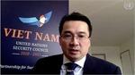 Việt Nam và HĐBA: Hối thúc HĐBA thể hiện vai trò lãnh đạo trong ứng phó với đại dịch COVID-19