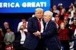 Lãnh đạo đảng Cộng hòa tuyên bố 'ủng hộ tuyệt đối' ông Trump tranh cử năm 2024