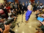 Phe Cộng hoà tại Hạ viện Mỹ bỏ phiếu loại bỏ bà Liz Cheney khỏi vị trí lãnh đạo số 3