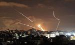 Chiến thuật 'mưa rocket' của Hamas thử sức 'Vòm Sắt' của Israel