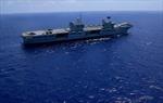 Vụ Nga 'bắn cảnh cáo' tàu Anh theo lời kể của phóng viên BBC tại hiện trường