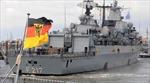 Sau tàu sân bay Anh, đến lượt tàu hộ vệ tên lửa của Đức vào Biển Đông