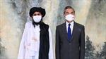 Trung Quốc 'chờ đợi và quan sát' khi quan hệ với Taliban
