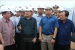 Phó Thủ tướng Trịnh Đình Dũng kiểm tra công trình đường cao tốc Trung Lương - Mỹ Thuận