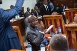 Quốc hội Haiti thông qua chính phủ mới