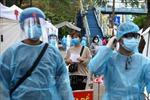 Cuối ngày 6/4, Việt Nam ghi nhận thêm 4 ca mắc COVID-19; tổng số 245 ca