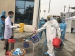 Đội phản ứng nhanh phòng dịch COVID-19: Đã khoác đồ phòng hộ là xác định 'ngứa không gãi, không đi vệ sinh'
