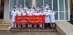Thêm 75 cán bộ y tế của Hà Nội tới Hà Nam hỗ trợ chống dịch
