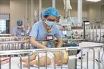 Nhiều trẻ nhiễm khuẩn huyết do tụ cầu vàng nhập viện trong tình trạng bệnh nặng