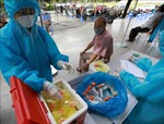 Hà Nội ghi nhận thêm 28 ca F0, thêm ổ dịch tại thôn Bạch Trữ, Mê Linh