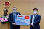 Việt Nam tiếp nhận 100.000 liều vaccine COVID-19 từ Chính phủ Hungary