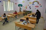Người mẹ ở trường của những đứa trẻ nhiễm HIV