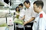 Sẽ kiểm tra an toàn thực phẩm từ thành phố tới xã phường trong dịp Tết