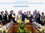 Tập đoàn Viettel và FLC hợp tác toàn diện đẩy mạnh ứng dụng công nghệ số