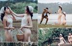 Á hậu Thư Dung bị 'tước' danh hiệu Á quân Người mẫu thời trang