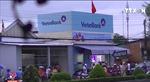 Xảy ra vụ dùng súng cướp tại Ngân hàng Vietinbank Tiền Giang