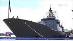 Tàu hải quân New Zealand thăm Thành phố Hồ Chí Minh