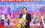 Khai mạc Tuần lễ 'Đại đoàn kết các dân tộc - Di sản văn hóa Việt Nam 2018'