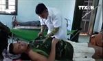 Cứu nạn 9 thuyền viên trong đêm tại Quảng Trị