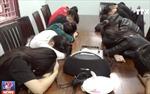 Ăn mừng đội tuyển Việt Nam,nhóm thanh niên tại Đà Nẵng thuê căn hộ sử dụng ma túy