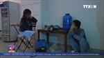 1 giờ sáng  thuê nhà nghỉ, hàng chục nam nữ tụ tập sử dụng ma túy
