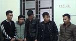 Bắt ổ nhóm lập trang web rao bán số lô đề lừa đảo trên mạng tại Nghệ An