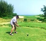 Gôn thủ 100 tuổi thể hiện kỹ năng tuyệt vời tại sân gôn tốt nhất thế giới BRG Đà Nẵng Golf Resort