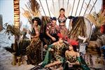 Đám cưới tỷ phú Ấn Độ phong cách bộ lạc đốt cháy Đảo Ngọc