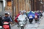 Thời tiết ngày 27/3: Khu vực Tây Bắc và Việt Bắc đề phòng mưa dông, lốc sét, mưa đá