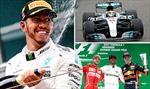 F1 lăn bánh tại Thượng Hải: Cột mốc lịch sử chặng đua thứ 1000