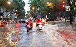 Thời tiết ngày 23/7: Bắc Bộ mưa dông, Trung Bộ nắng nóng gay gắt