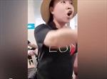 Cấm bay 12 tháng đối với nữ công an gây rối tại sân bay Tân Sơn Nhất